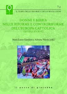Donne e Bibbia nelle Riforme. copertina