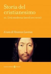 FRE_Lavenia_StoriaDelCristianesimoV3_COVER.indd