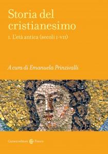 FRE_Prinzivalli_StoriaDelCristianesimoV1_COVER.indd
